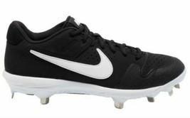 New Nike Alpha Huarache Varsity LOW Metal Baseball Cleats Black AO7960-0... - $25.00