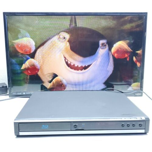 Magnavox Model NB530MGX Blu-Ray DVD Player NO REMOTE Tested & WORKS - $39.57