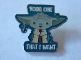 Disney Trading Pins Loungefly Star Wars Yoda One - $16.25