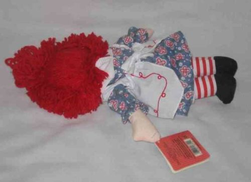 "So Sweet 12"" Applause RAGGEDY ANN Cloth Doll With Tags"