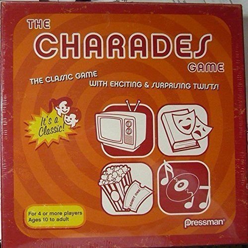 The Charade Game by Pressman