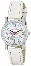 Sanrio Characters Watch Hello Kitty white (SR-V25-KTW) - $44.14
