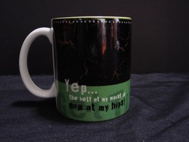 "Papel Coffee Mug "" You're Getting Old When Your Worst Enemy is Gravity"" - $6.90"