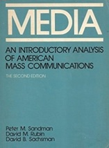 Media, Announcing, Broadcasting, Radio, T V  College Text Book by Peter ... - $12.95