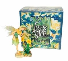 Faerie Glen figurine fairies fairy sculpture magic elf gift NIB box Jonq... - $59.35