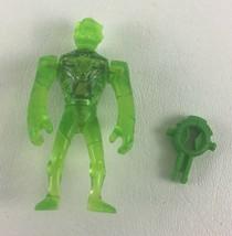 Ben 10 Ultimate Alien Creation Chamber Green Heatblast Build Figure Bandai 2008 - $16.00