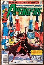 AVENGERS #187 (1979) Marvel Comics Scarlet Witch VG+ - $9.89