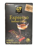 Trung Nguyen G7 Instant Coffee, Expresso, Arabica, 15x1.3oz - $15.83