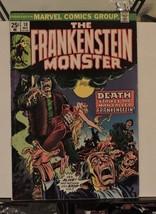 The Frankenstein Monster 10 (Volume 1 - 1973) - Marvel Horror - $10.31