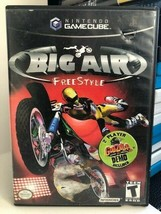 Big Air Freestyle (GameCube, 2002) Cover Box and Game Disc Only, USA SELLER - $7.41