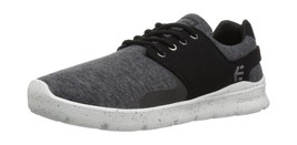 Size Etnies Scout Shoe Skateboarding Mens Black UK XT 10 OROUqYz