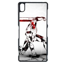 Avengers, Iron man Sony Z1 case Customized premium plastic phone case, d... - $11.87