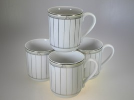 Royal Worcester Mondrian Mugs Set of 4 - $22.72