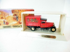 DIECAST - MATCHBOX GREAT BEERS OF THE WORLD- 1932 STROH'S FORD DELIVERY ... - $16.61