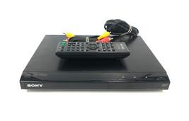 Sony Dvd Player Dvp-sr210p - $39.00