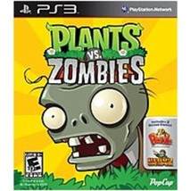 PopCap Games 899274002540 002540 Plants Vs Zombies for PlayStation 3 - $106.51 CAD