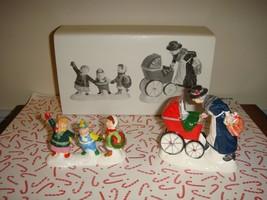 Dept 56 Snow Village Nanny And The Preschoolers - $15.99