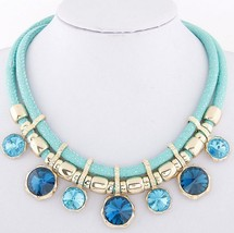 Match-Right Women Necklace Statement Necklaces & Pendants Choker Necklace For Wo - $11.73