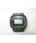 Casio G-Shock DW-5600 DW 5600 901 Chrono Watch for Vintage restoration - $130.62