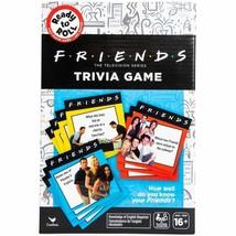Friends Trivia Card Game Cardinal w - $14.99