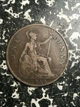 1934 Great Britain 1 Penny Lot#L5179 - $4.00