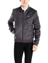 Calvin Klein Men's Faux Suede Bomber Jacket - Choose SZ/Color - $208.18