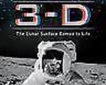 Moon 3-D : The Lunar Surface Comes to Life by Jim Bell (2009, Hardcover) Nice
