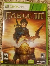 """SEALED Fable 3 """"not for resale"""" version xbox 360 - $13.99"""