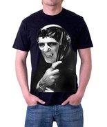 Dark Shadows Barnabas Collins Jonathan Frid Vampire T-Shirt by Jerry Jac... - $17.77