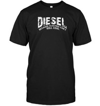 Diesel Because Electric Can't Roll Coal Truck T Shirt - $17.99+