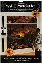 Field Of Screams Scene Setters | Halloween Decorating Kit - $8.74