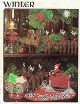 Darice PLASTIC GRID Booklet 30+ Projects for Home Gifts & Holidays 1982 - $6.92