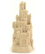 """Sand Castle Figurine Sculpture 476 7"""" Tall Beach Wedding Table Decor Lak... - $22.99"""
