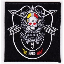 US Army C Co 4th Battalion 3rd Special Forces Group  ODA-3432 Patch - $10.68