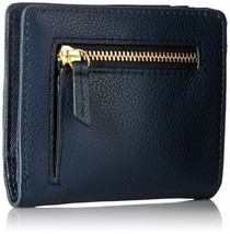 Fossil Women's Emma RFID Bifold Mini Wallet, Blue Multi $45 image 2