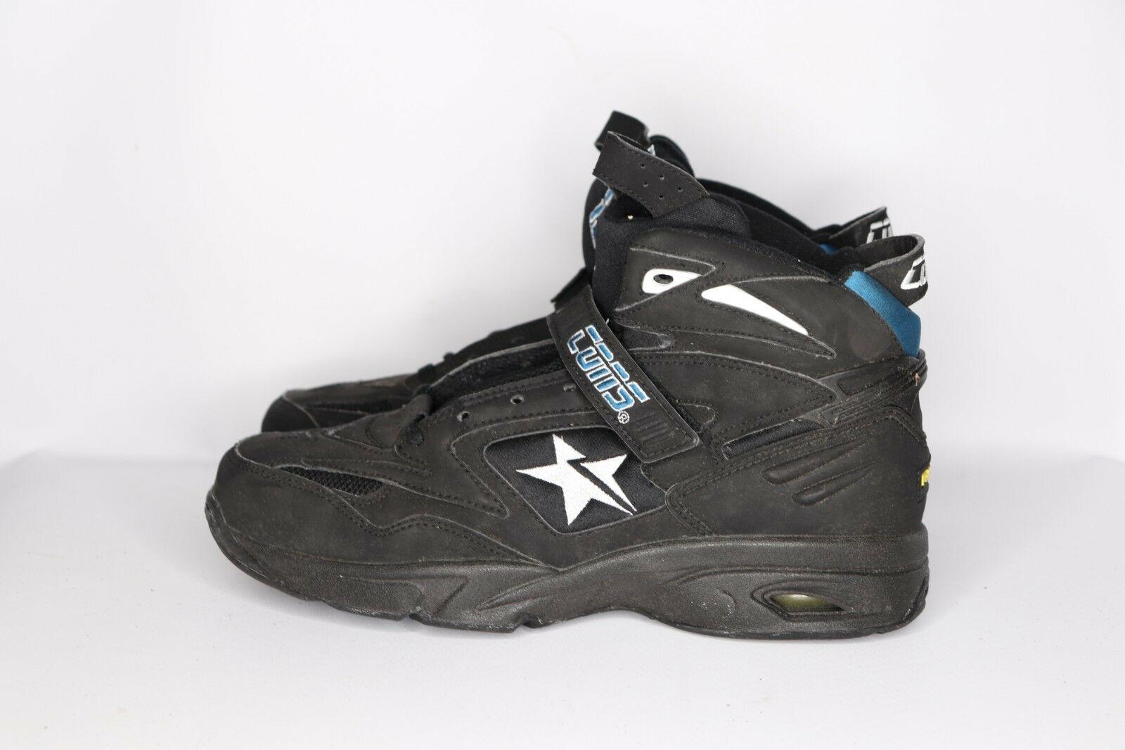Details zu Vintage 90s Neu Converse Größe 10 Kevin Johnson Run n Slam Mid Cons React Schuhe