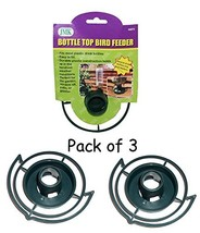 Easy to Make your Own - recycle empty SODA pop Bottle Top BIRD FEEDER Gr... - $9.52