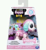Zoomer Zupps Tiny Pups Spaniel Bubblegum Litter 3 Interactive Puppy Pink... - $28.01