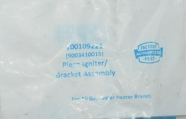 A O Smith Piezo Igniter Bracket Assembly 100109221 All Gas Water Heater Brand image 2