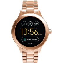 Fossil Q Original 3 Venture Rose Farbe Armband Touchscreen Smart Watch F... - $456.52