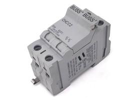 COOPER BUSSMANN CHCC2 FUSE BLOCK 30 AMP, 600V W/ FNQ-R-19 FUSES