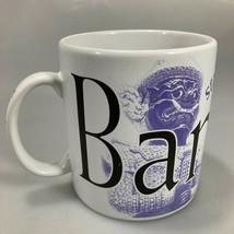 Starbucks Bangkok City Series 18oz Coffee Mug 2001 Jan Belson - $27.93