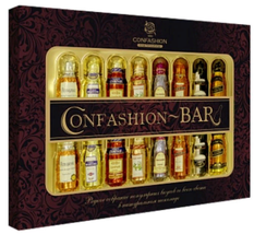 Confeshion Bar - chocolate candy with liquor - 8 varieties-Set Liqueur 2... - $22.50
