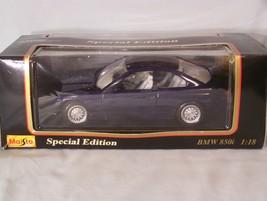 1990 BMW 850i 1:18 scale diecast Special Edition Maisto - $45.08