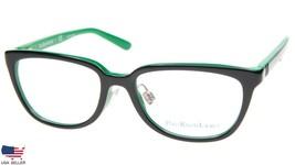 New Kids Polo Ralph Lauren Pp 8528 1637 Black Green Eyeglasses Frame 49-16-130mm - $63.68