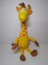 "Toys R Us Geoffrey The Giraffe Stuffed Animal Plush 17"" Long 2015 - $14.84"