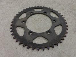 1988-2012 Kawasaki Ninja EX250 250R 250 Rear Wheel Sprocket 45T 45 Tooth - $12.95