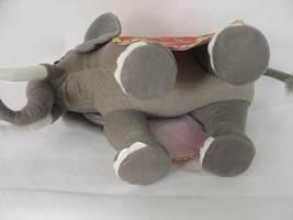 Ringling Bros Barnum and Bailey 141st Edition Circus Elephant Stuffed Plush image 6