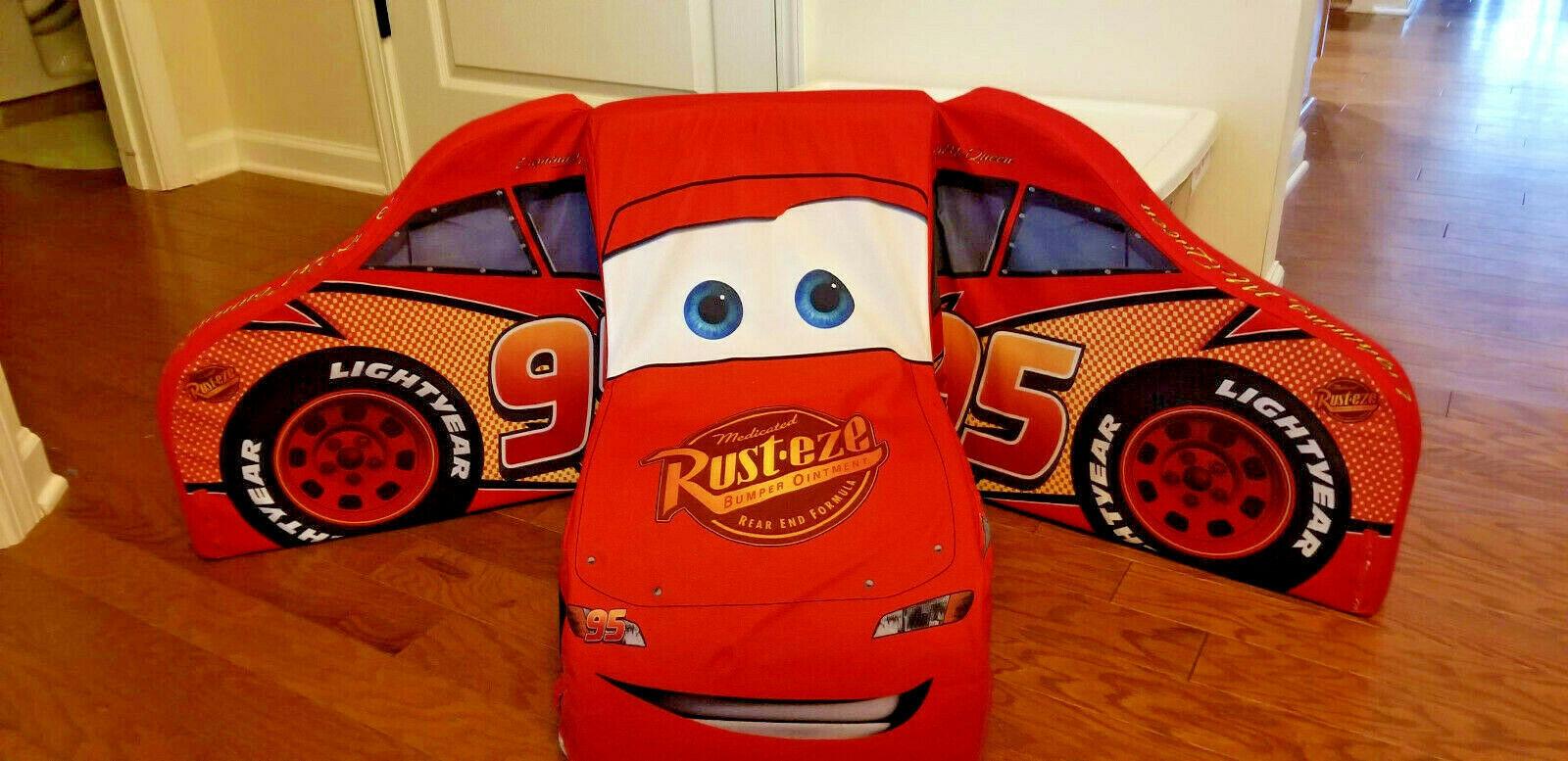 "Disney 19"" Children's Sofa chair Pixar Cars LIGHTNING ..."