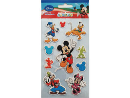 Disney Stickers, Mickey Mouse, Tinker Bell, Snow White Donald Duck & More